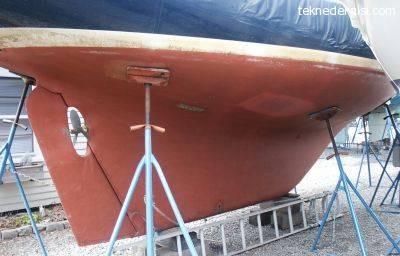Tekne Omurgası